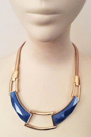 Cleopatra Necklace and Earring Set - Nate Hutson Collection