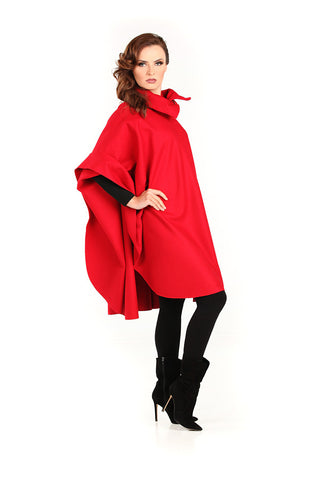 Cape Coat - Nate Hutson Collection