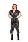 Butterfly Sleeve Jumpsuit - Nate Hutson Collection