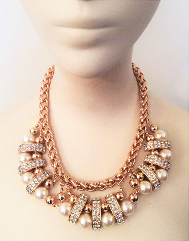 Elegant Chain Link Necklace - Nate Hutson Collection