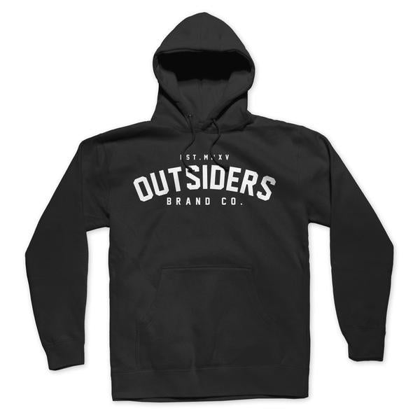 Hooded Pullover Sweatshirts