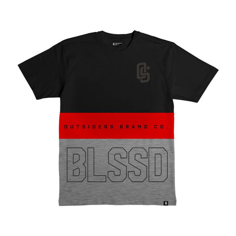 Outsiders Blessed Ltd Edition 1 - Men's Knit T-Shirt