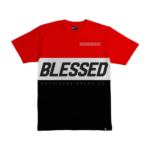 Outsiders Been Blessed - Men's Knit T-Shirt