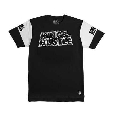 KH Hustla - Men's Knit T-Shirt