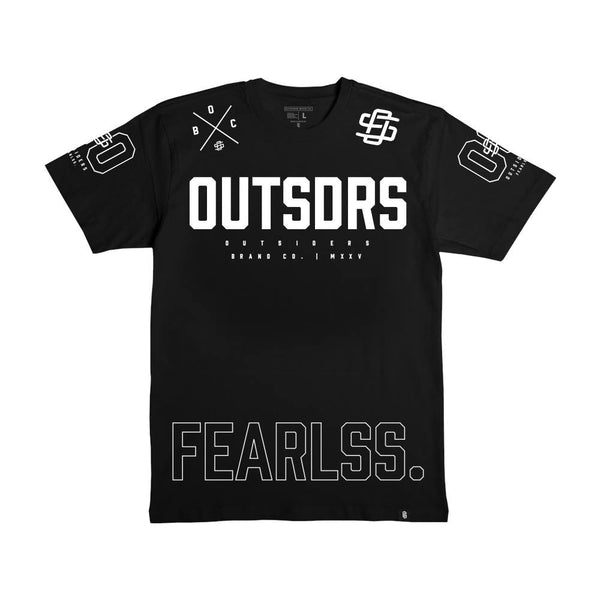 Outsiders Brand Co. Fearless Soldado T-Shirt Front