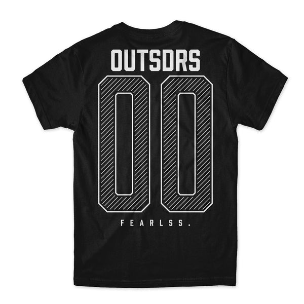 Outsiders Brand Co. Fearless Soldado T-Shirt Back