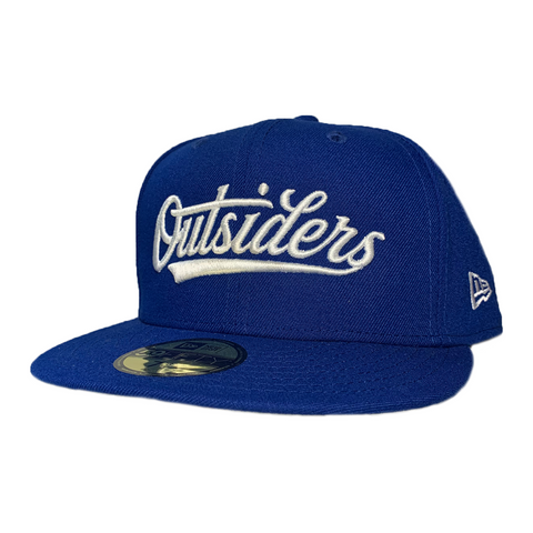 BB Script - New Era 59Fifty Blue