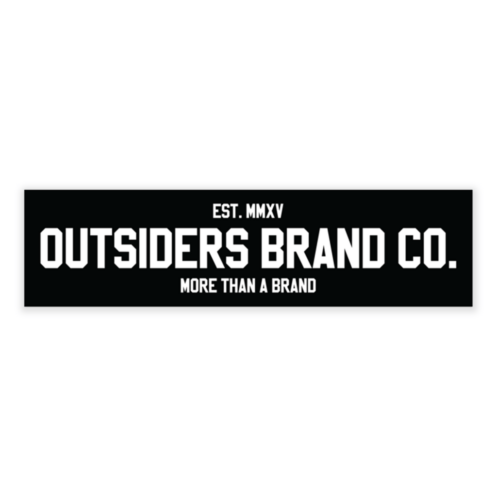 Outsiders Varsity | Bumper Sticker
