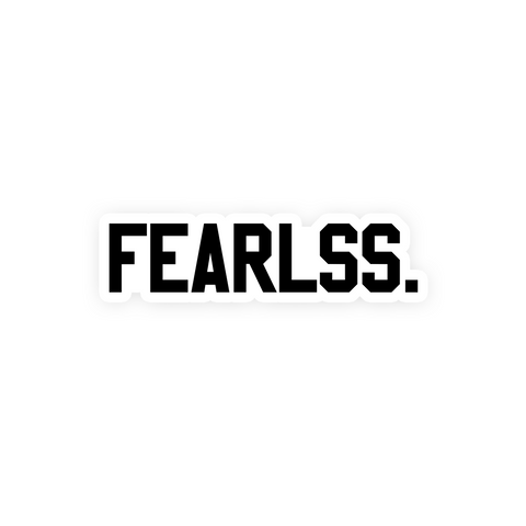 Fearlss Outsider | Sticker