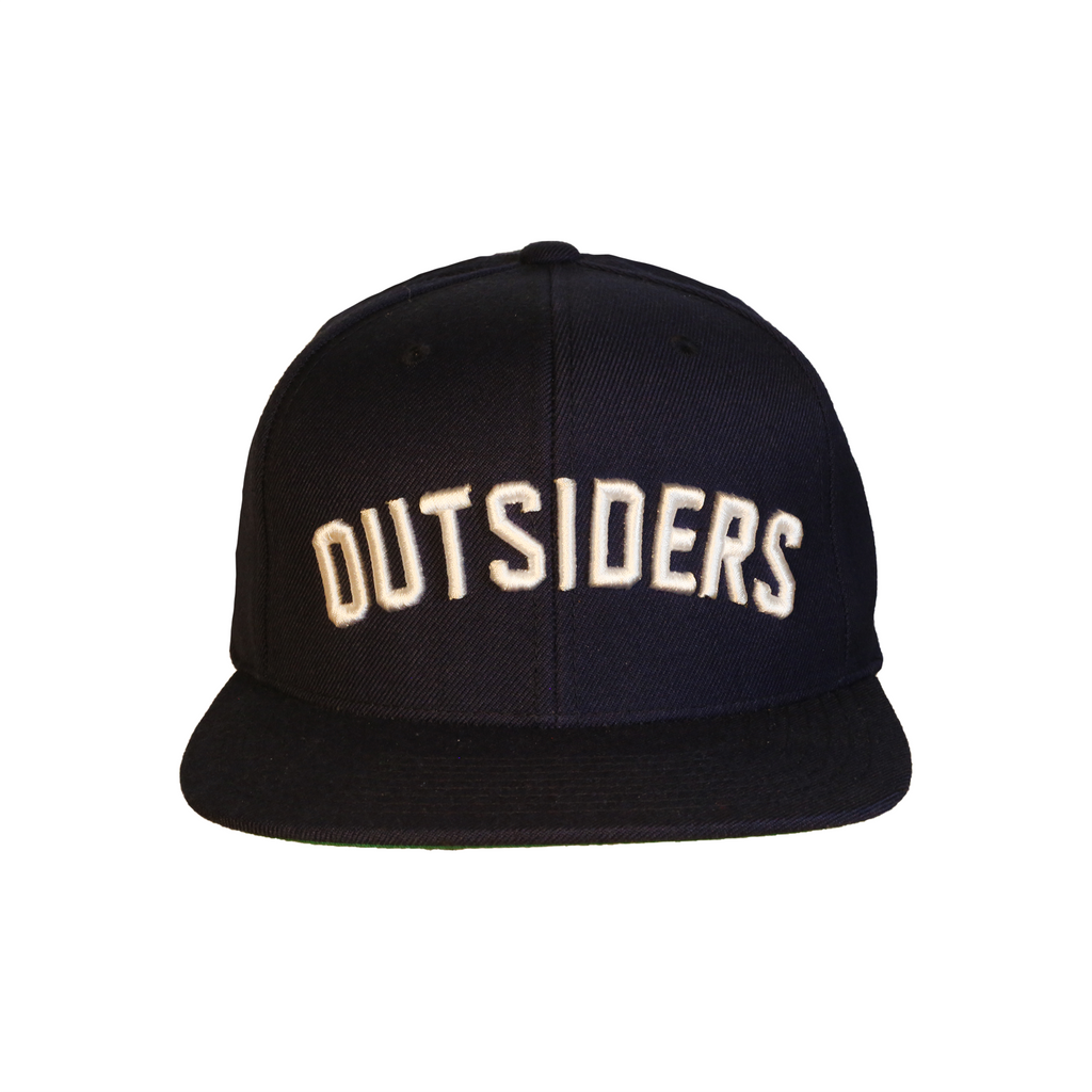 G'd Up Logo | Navy Snapback
