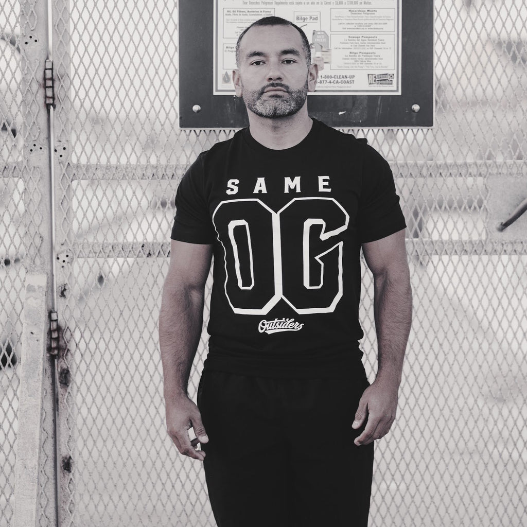 Same O.G. | Black T-Shirt