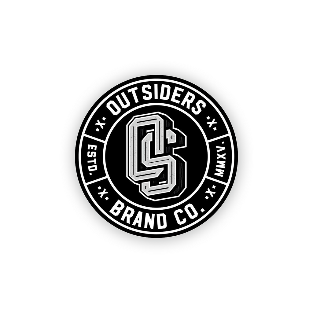 OS Logo | Sticker