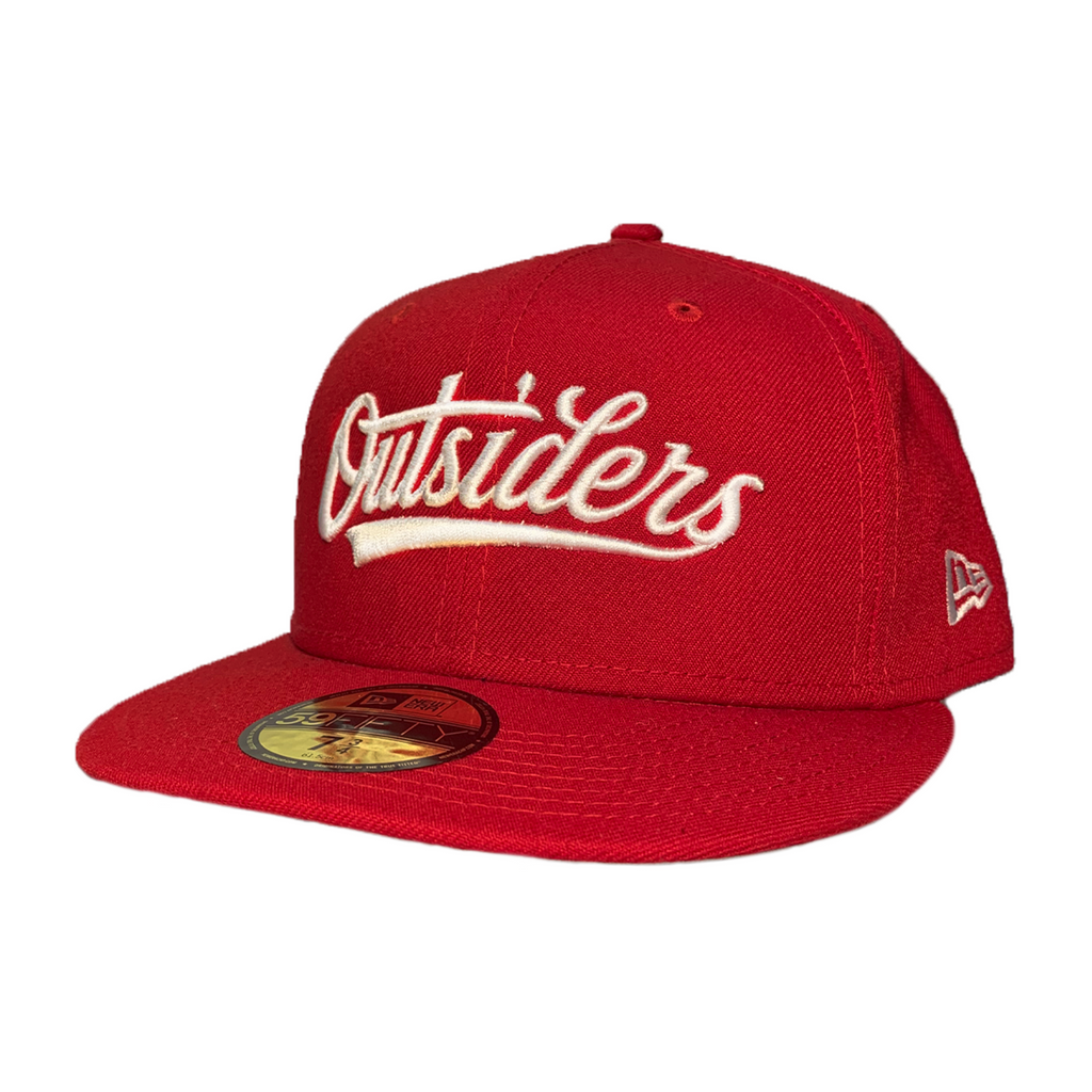 BB Script - New Era 59Fifty Red