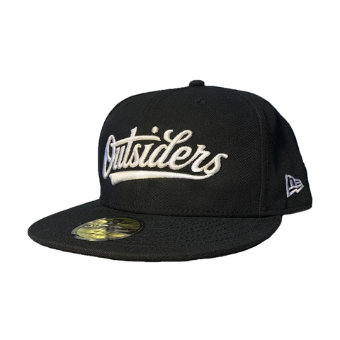 BB Script - New Era 59Fifty Black