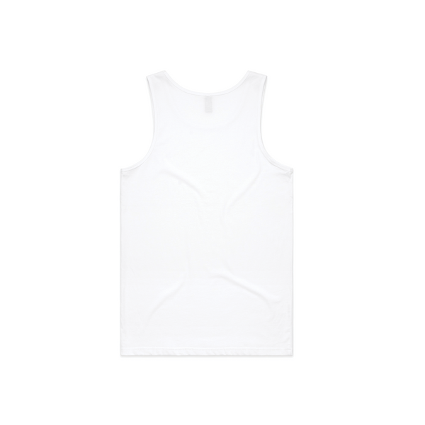 Loco 4'Da Lord | White Tank Top