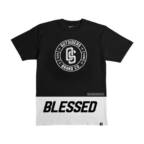 Outsiders Blessed Capo - Men's Knit T-Shirt