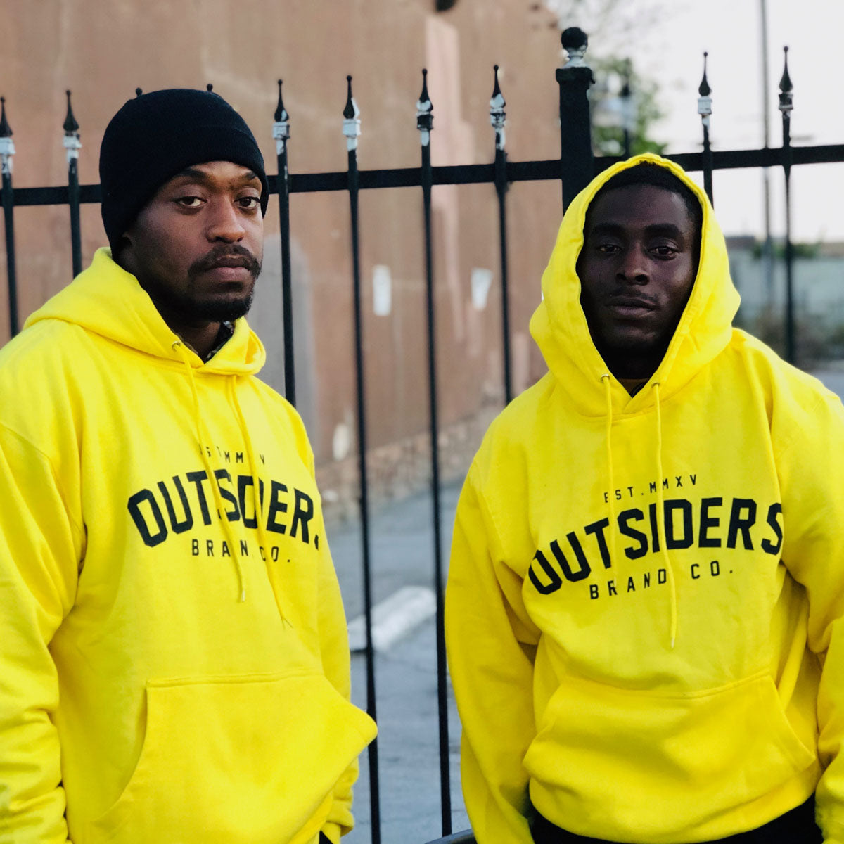 Outsiders Brand Fearless Collection