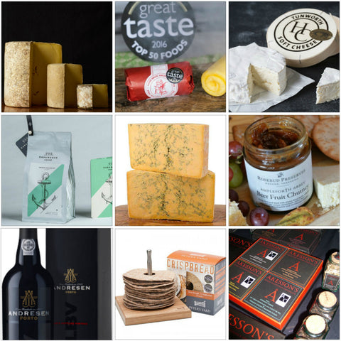 Deluxe Cheese & Port Collection