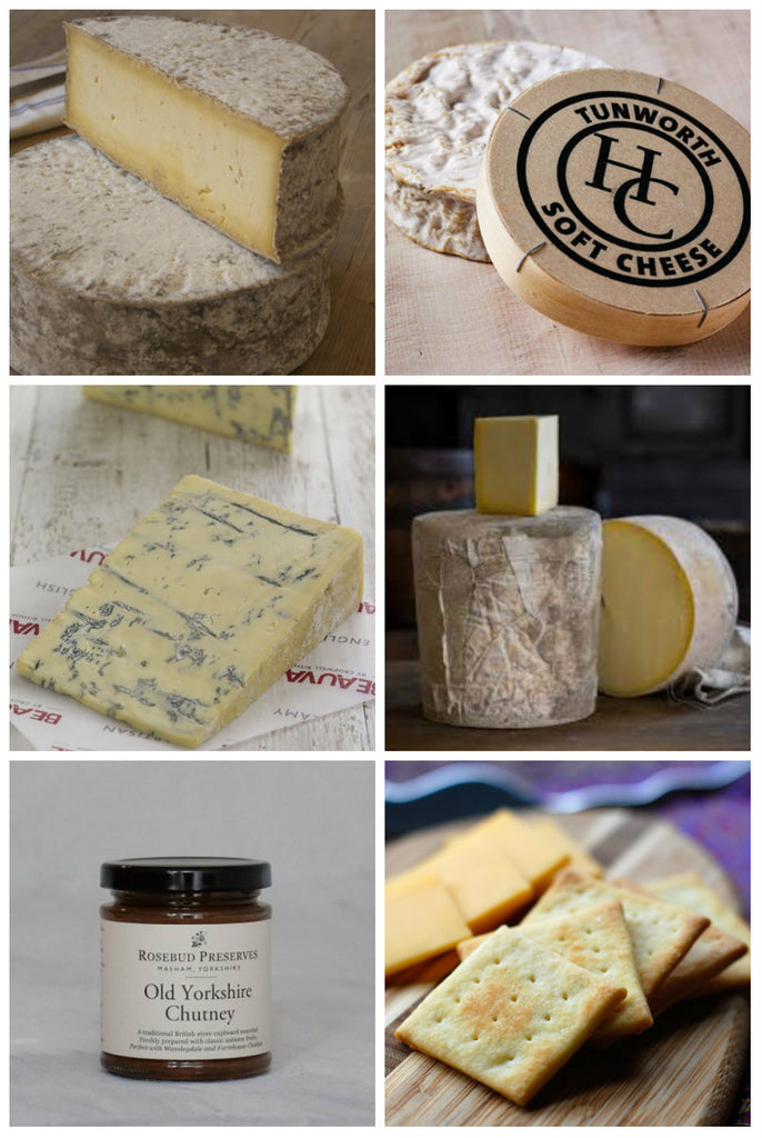 Best of British Cheese Collection