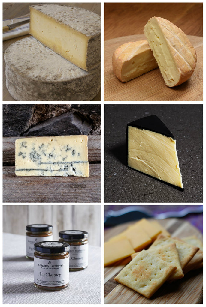 Celtic Cheese Collection