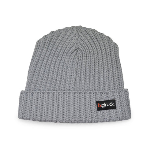 Beanie Merino River Grey Nolin
