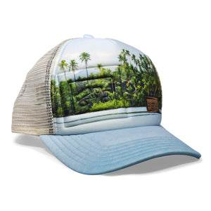 OG Beach Sublimated Palm