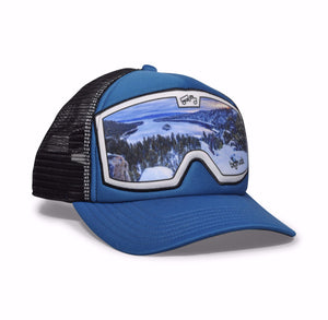 OG Goggle Blue Emerald Bay