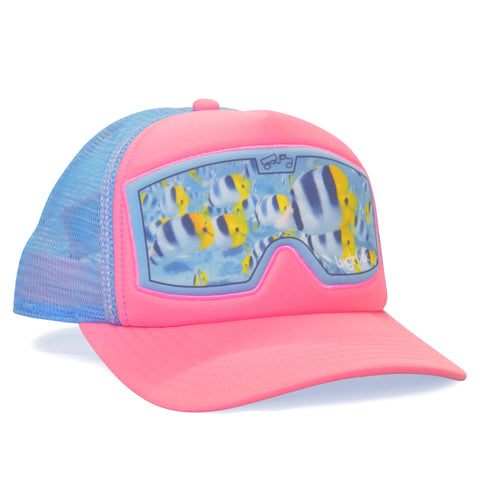 OG Youth Pink Fish Goggle