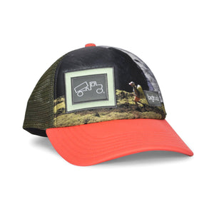 OG Low Profile Sublimated Nepali Coast Salmon