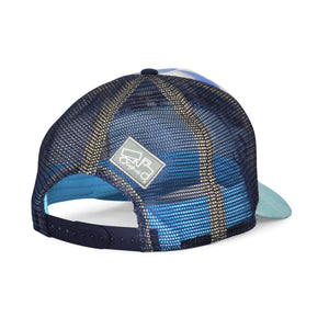 OG Sublimated Bali Blue Embossed