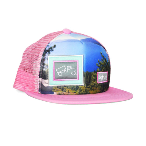 OG Youth Sublimated Lake View Pink