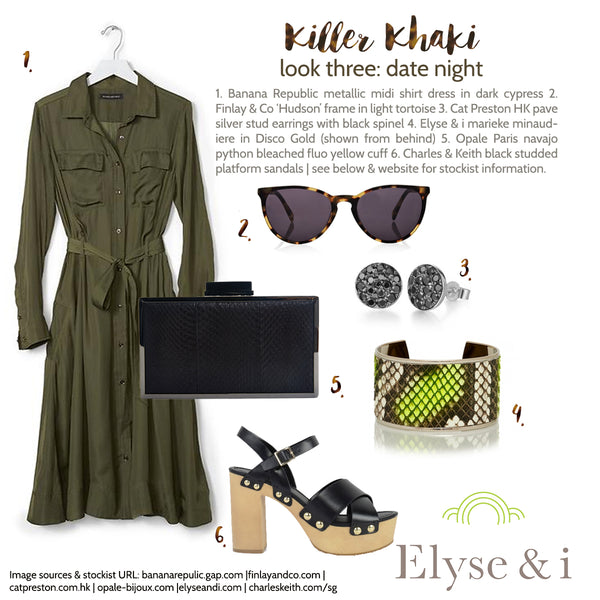 Killer Khaki: Look Three