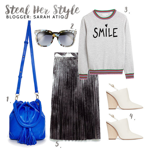 Steal Her Style - Sarah Atiq