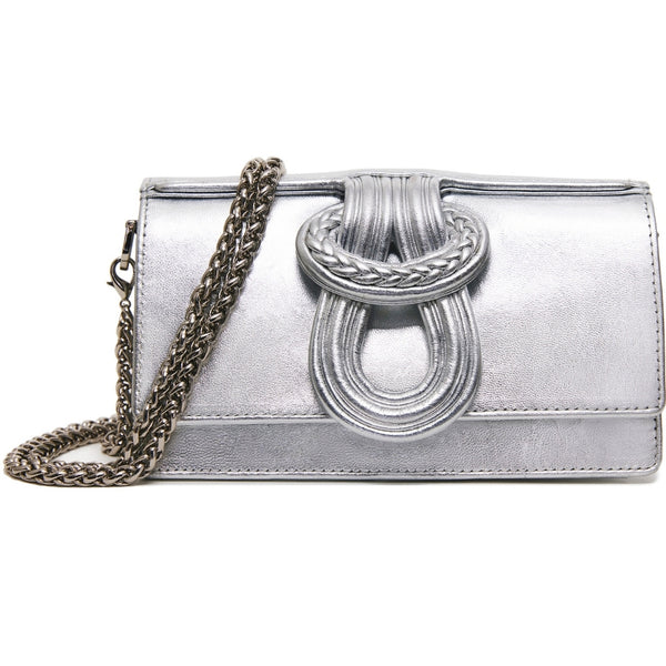 Nell Knot Silver