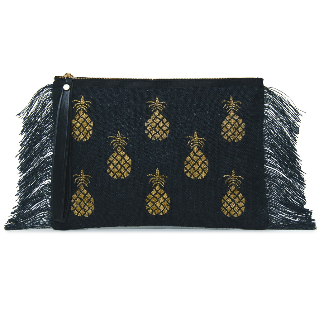 Golden Nina - Pineapples Pouch