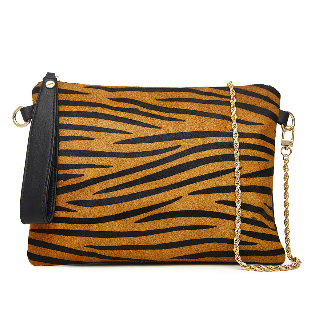 Anya Bag - Tiger/Black