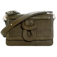 Ava Shoulder/Crossboy- Olive Green