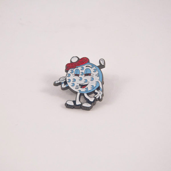 Mr. Puffy Pin - Red Eye (Ltd. Ed. of 10)