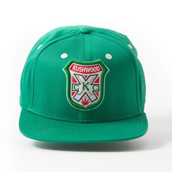 Kushwood Country Club Snapback - Masterful Swang Edition