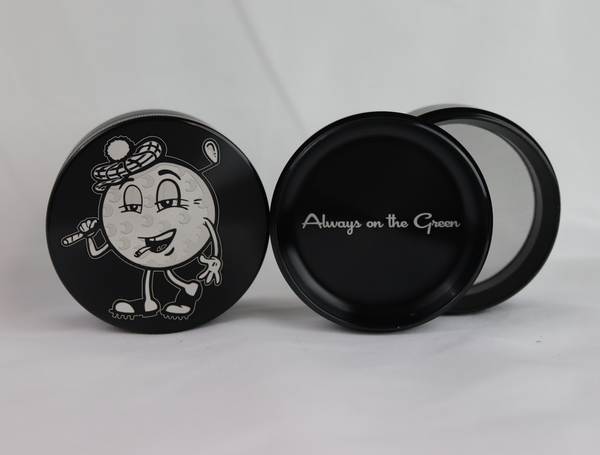 Mr. Puffy Herb Grinder