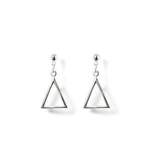 Boucles Triangle Suspendu -