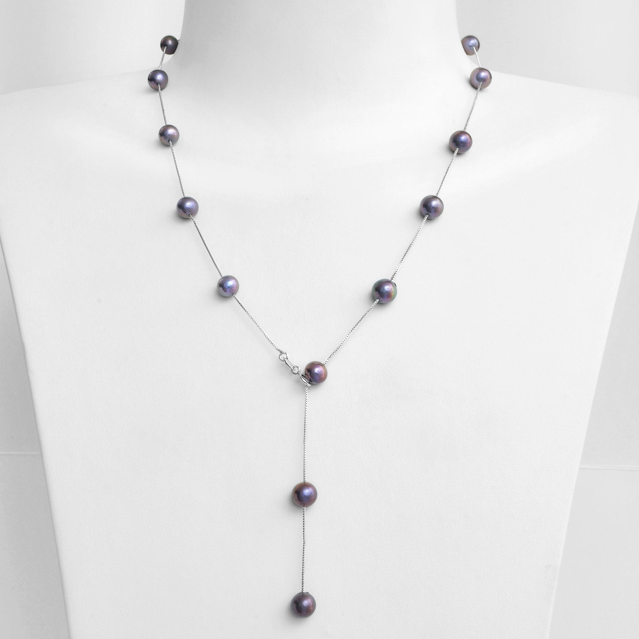 Collier Charmeuse - Nuit