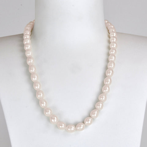 Collier Naiades - Perles Neige