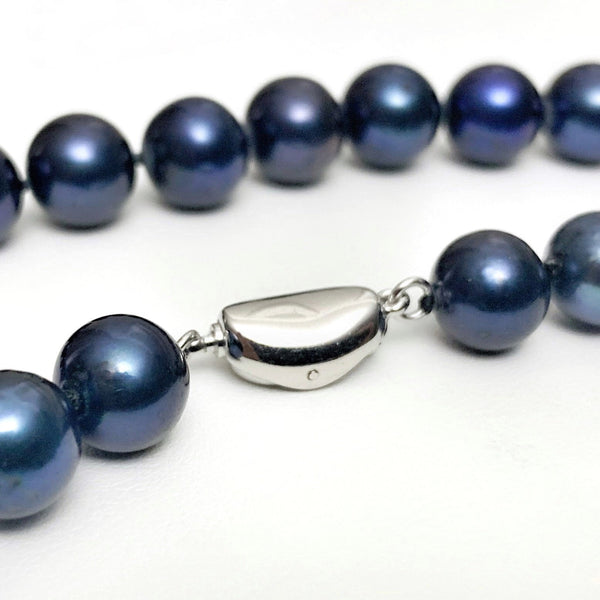 Countess Necklace - Night Blue