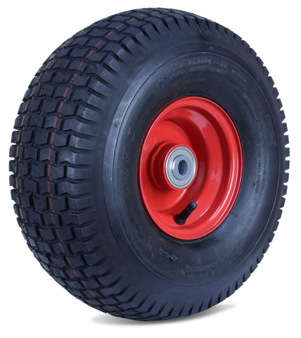 15-6.00X6-SB58 230 Kg <span>Steel Centre Pneumatic Wheel</span>