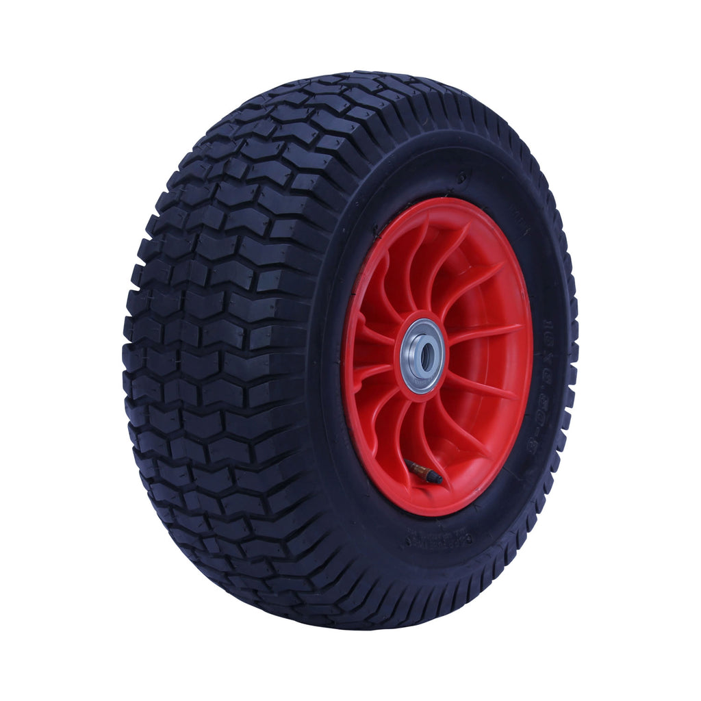 16-650X8-PWB20 230 Kg <span>Plastic Centre Pneumatic Wheel</span>