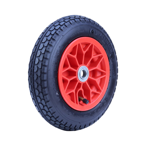 250X6IND-PWB58 110 Kg <span>Plastic Centre Pneumatic Wheel</span>