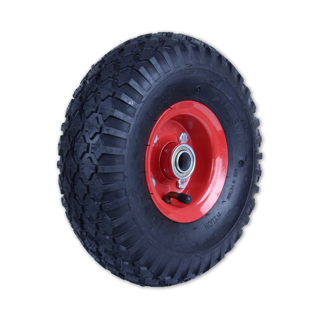 350X4STR-SB20 180 Kg <span>Steel Centre Pneumatic Wheel</span>