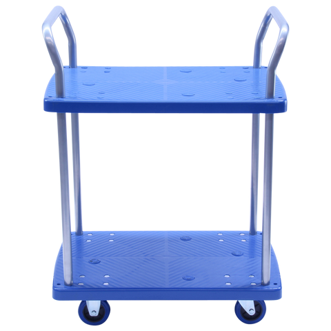 DWC 150 DOUBLE DECK 150kg Platform Trolley <em>In-store pickup required</em>