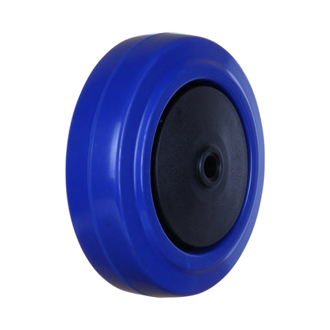 BP10032B 100kg Blue Rubber Wheel
